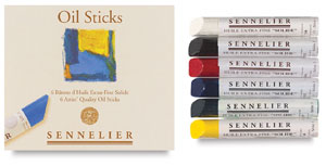 Sennelier Artists Oil Sticks Image 2187