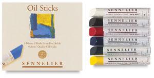 Sennelier Artists Oil Sticks Photo