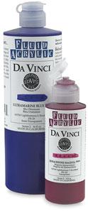 Da Vinci Fluid Acrylics Image 2333
