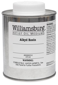 Williamsburg Artist Oil Mediums Photo