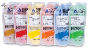 Holbein Acryla Colored Gesso Photo