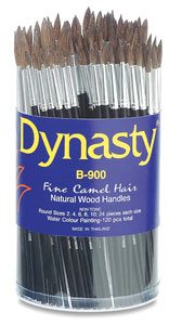 Dynasty Fine Camel Hair Brush Set