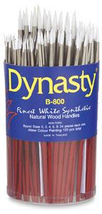 Dynasty Fine Synthetic Brushes Photo