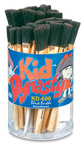 Kid Dynasty Canisters Of Brushes Image 2153