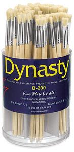 Dynasty Fine Bristle Brushes Image 1733