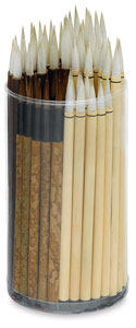 Calligraphy Brush Canister Photo
