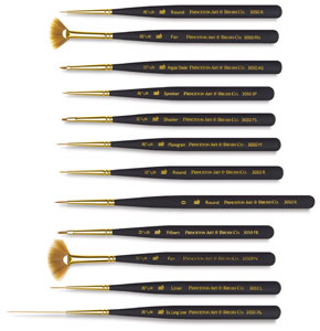 Princeton Series Minier Brushes Image 1264