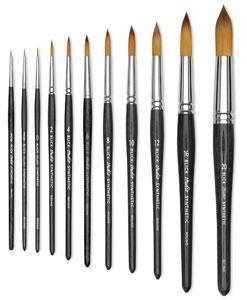 Paintbrushes For Acrylics Beginner S Guide Explaining