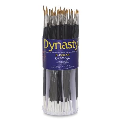 Dynasty Sable Style Round Brushes Image 560