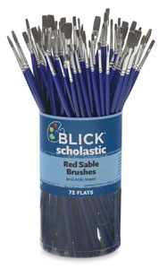 Blick Scholastic Sable Canisters Photo