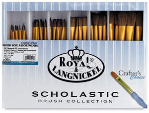 Royal Langnickel Scholastic Choice Classroom Assortments Photo