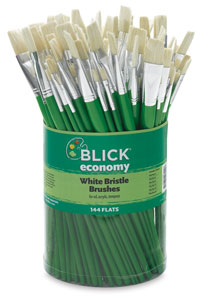 Blick Economy Bristle Canister Image 799