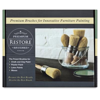 Escoda Restore Premium Brushes Photo