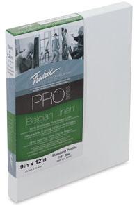 Fredri Pro Series Belgian Linen Canvas Photo