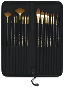 Silver Brush Daniel E Brush Set Photo