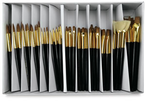 Royal Langnickel Natural Choice Brush Set Image 466