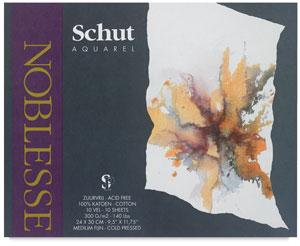 Schut Noblesse Watercolor Paper Image 2454