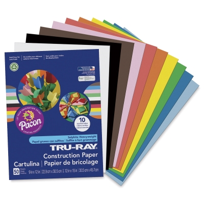 Pacon Tru Ray Construction Paper Image 996