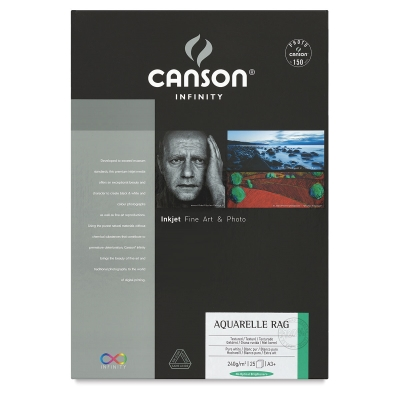 Canson Infinity Aquarelle Rag Photo