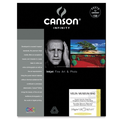 Canson Infinity Velin Museum Rag Photo