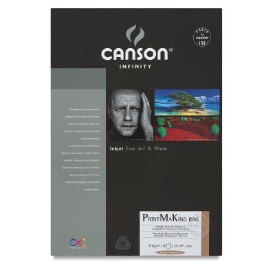 Canson Infinity Printmaking Rag Digital Paper Photo