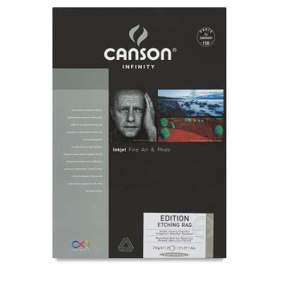 Canson Infinity Edition Etching Rag Photo