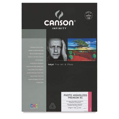 Canson Infinity Photo Highgloss Premium Resin Coated Art Paper Photo