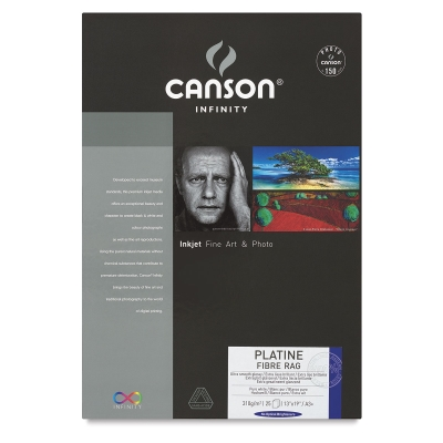 Canson Infinity Platine Fibre Rag Image 1598