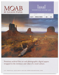 Moab Lasal Photo Paper Image 2495