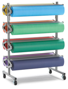 Portable Rola Rack Paper Roll Cutters Picture 709