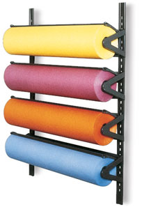 Wall Mounted Paper Roll Racks Image 429
