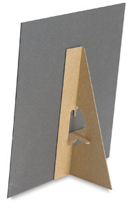 Single Wing Locking Chipboard Easels Photo