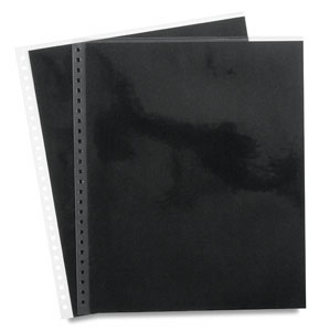 Prat Archival Cristal Laser Sheet Protectors Photo