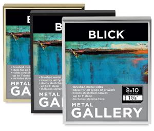 Blick Metal Gallery Frames Image 2129