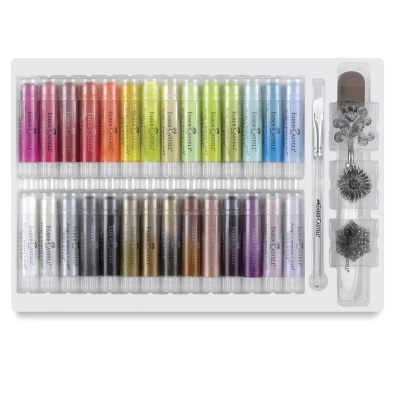 Faber Castell Gelatos Sets Image 2135