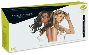 Prismacolor Premier Double Ended Brush Tip Markers Sets Image 1738