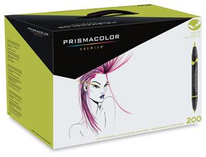 Prismacolor Premier Double Ended Brush Tip Markers Sets Photo
