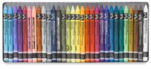 Caran Dache Neocolor Artists Crayons Image 1936