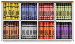 Crayola Large Size Crayons Photo