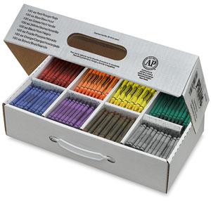 Prang Crayons Image 1310