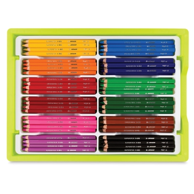 Jolly Big Colored Pencils Photo