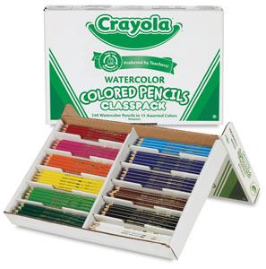 Crayola Watercolor Pencils Photo