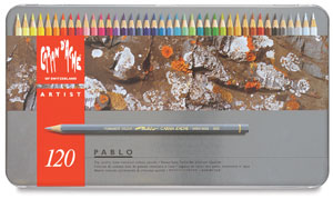 Caran Dache Pablo Colored Pencils Sets Photo