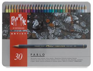 Caran Dache Pablo Colored Pencils Sets Image 1526