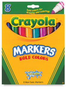 Bold 8-Color Set