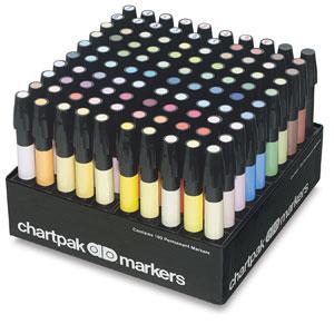 Chartpak Ad Marker Sets