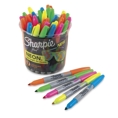 Sharpie Fine Point Markers Image 1420