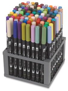 Tombow Dual Brush Pens Sets Photo