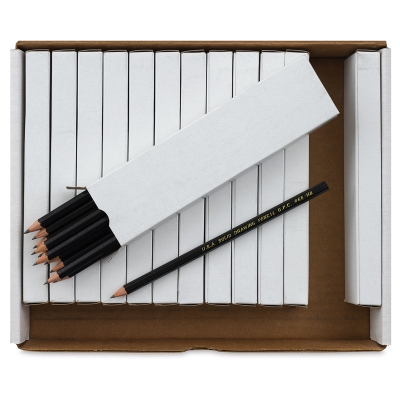 Generals Solid Graphite Drawing Pencil Classroom Pack Photo
