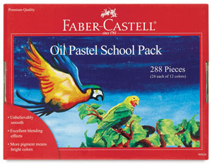 Faber Castell Grip Oils Photo